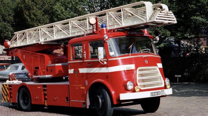 Daf ladderwagen xxl